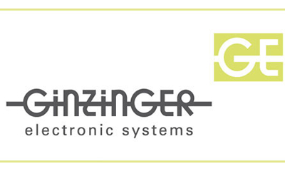 Website Ginzinger electronic systems