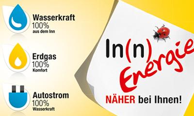 In(n) Energie Erdgas Mailing